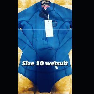 Wetsuit billabong